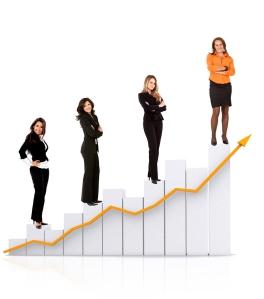business_women_on_chart