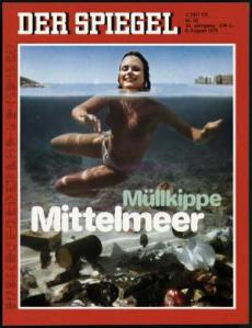 Müllkippe Mittelmeer - Spiegel010879 - titel