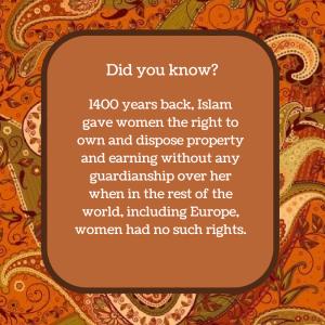 Sisters in Islam 1620428_10152223988749519_878270669_n