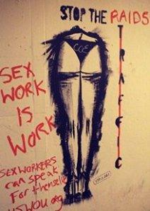 sex workers graffiti