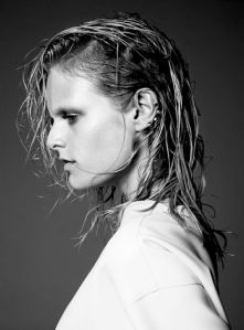 hanne-gaby-odiele-wet-look-hair