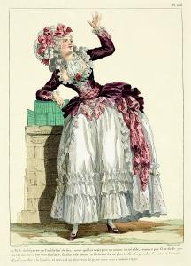 18th Century Fashion Plate 208